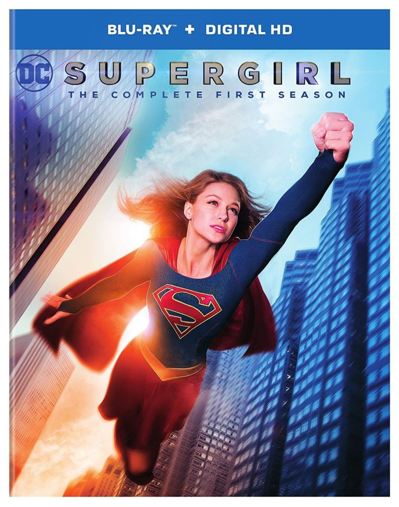 Geekiary Gift Guide Supergirl DC Comics