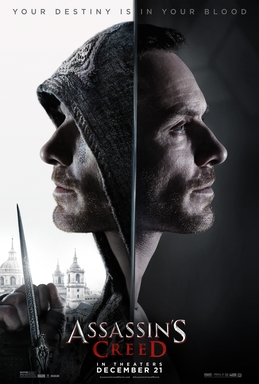 assassin's creed film poster Assassin's Creed DNA Bundle
