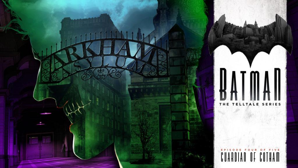 Batman the Telltale Series Episode 4 Guardians of Gotham