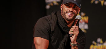 Comic Con Stockholm: Interview with Ricky Whittle