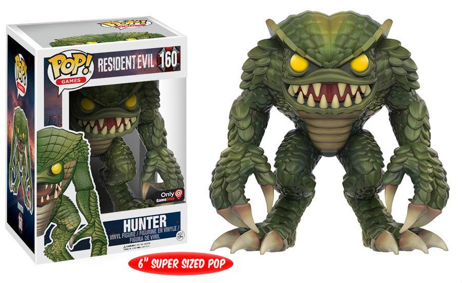 Hunter Resident Evil Funko