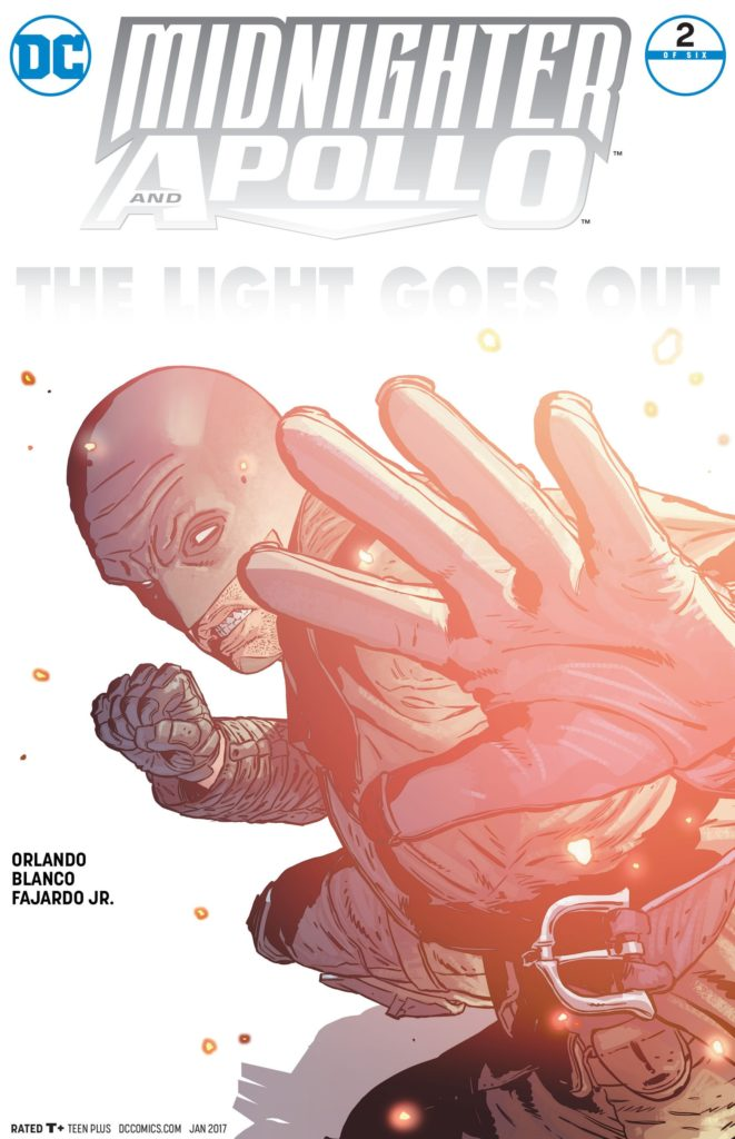 Midnighter and Apollo The Light Goes Out
