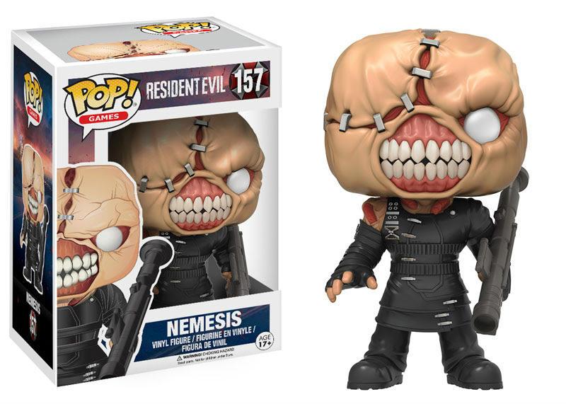 Nemesis Resident Evil Funko