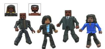 Diamond Select Toys Announces Luke Cage Minimates
