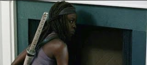 Service The Walking Dead Michonne