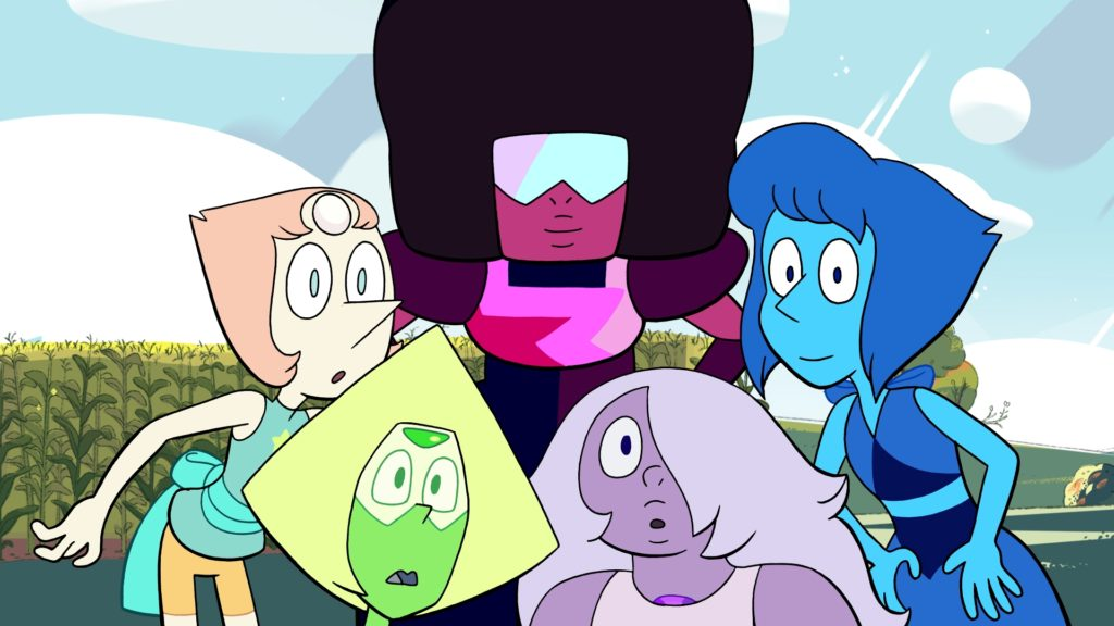 cartoon network gem harvest steven universe