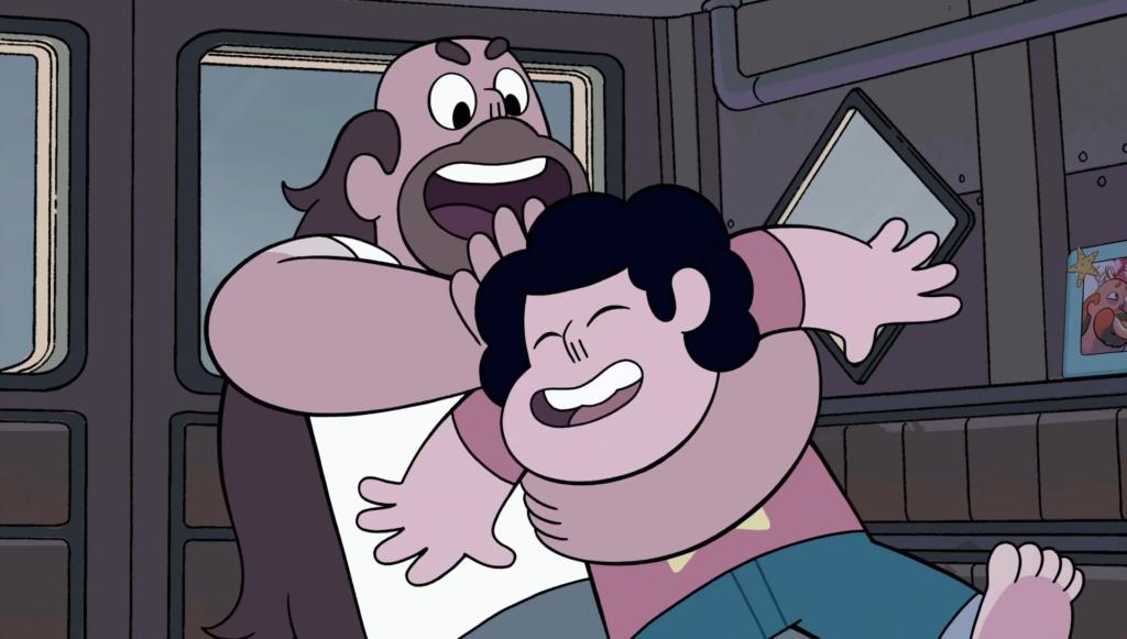 more Steven Universe Story for Steven