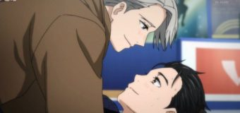 "Love Wins on ""Yuri on Ice"", It's a Victuuri!"