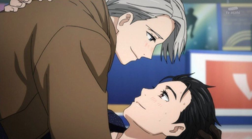 "Love Wins on ""Yuri on Ice"", It's a Victuuri! - The Geekiary"