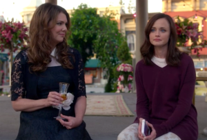 Netflix Gilmore Girls the last four words