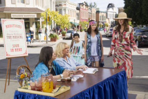 Netflix Gilmore Girls Stars Hollow musical
