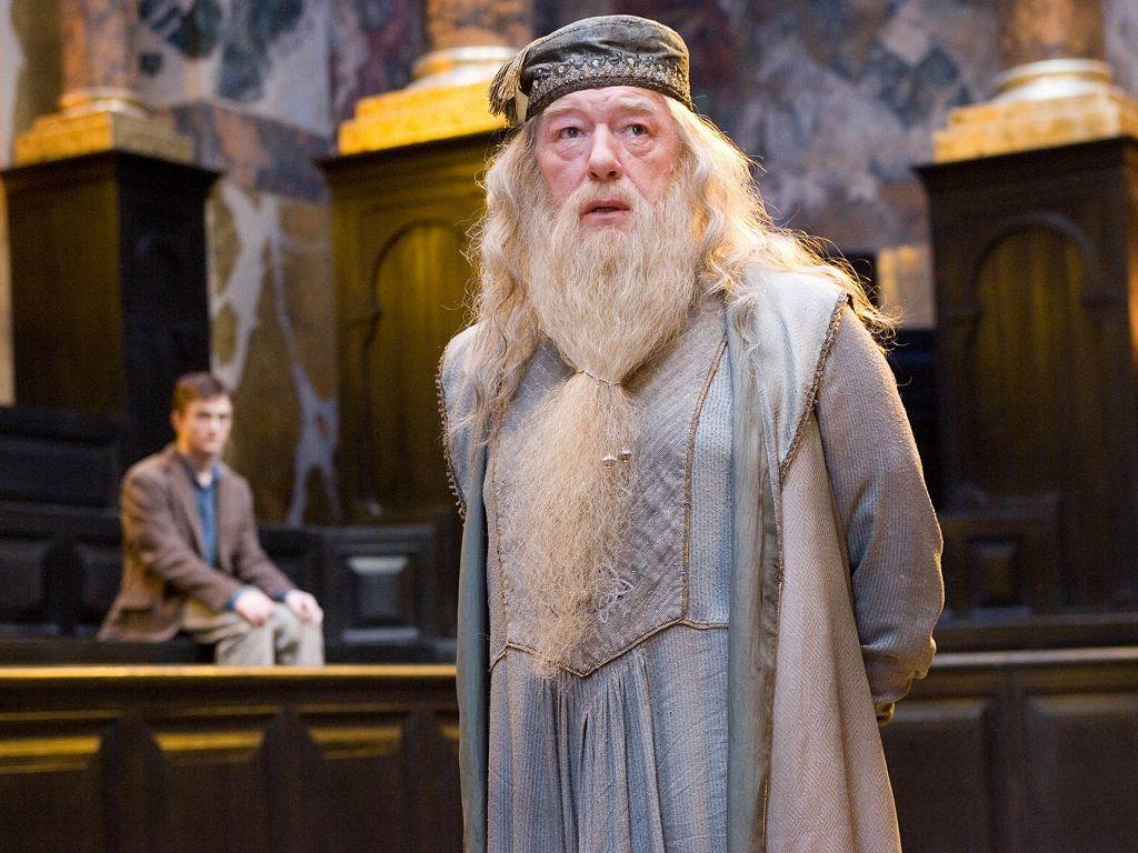 young Dumbledore