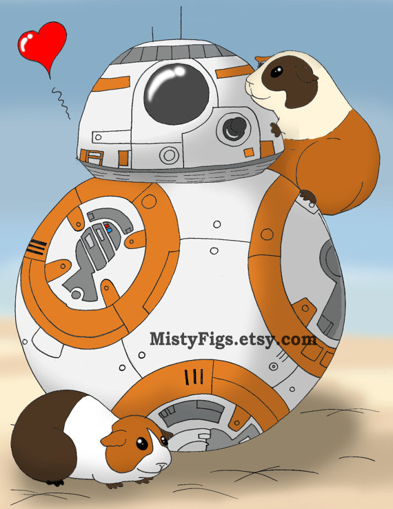 Geekiary Gift Guide Star Wars BB-8
