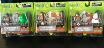 Ghostbusters 2016 Minimates Are Tons of Fun