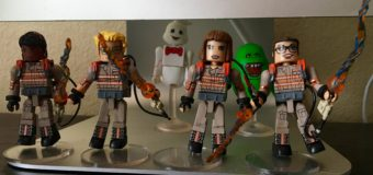 Ghostbusters Minimate Packs Giveaway!