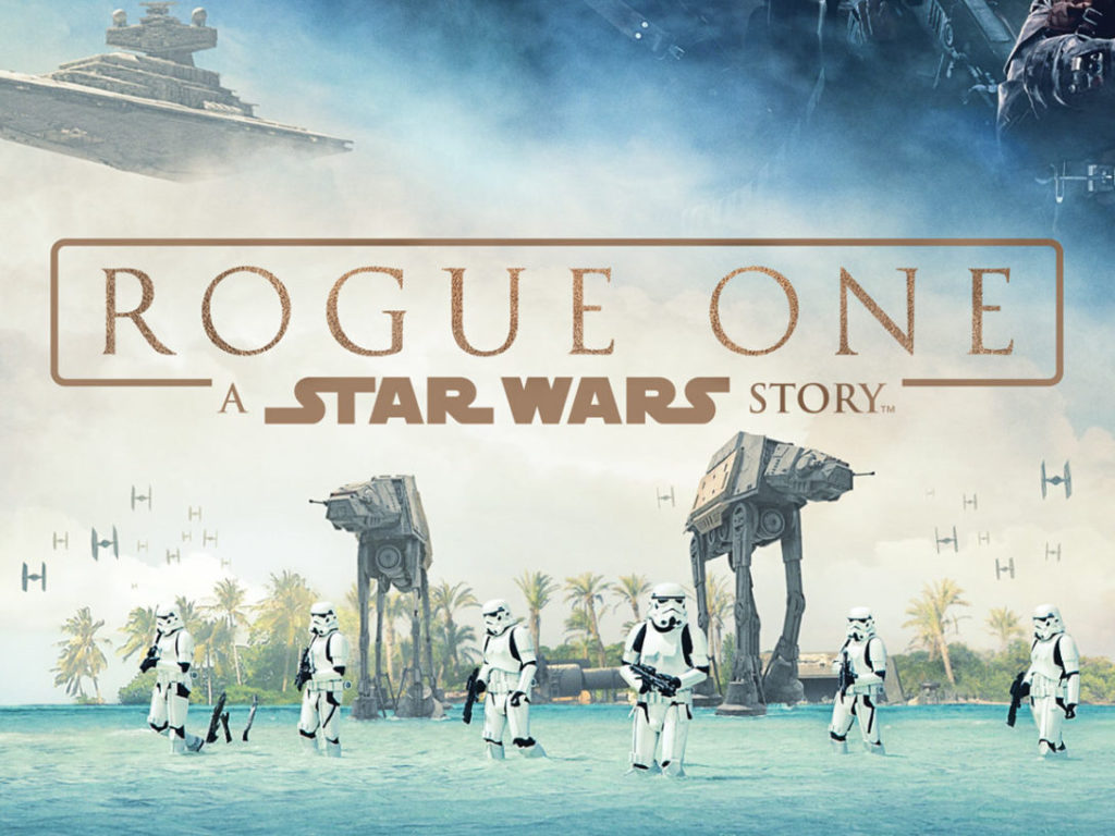 Star Wars News Briefs Rogue One