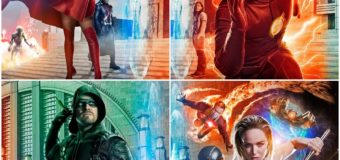 """Get Ready For Tonight's DC Crossover Event """"Heroes Vs Aliens"""""""