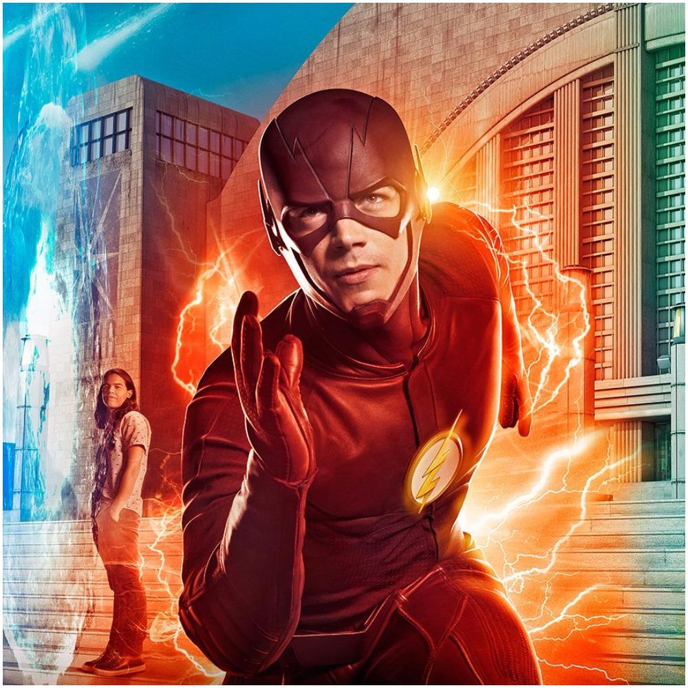 invasion the flash