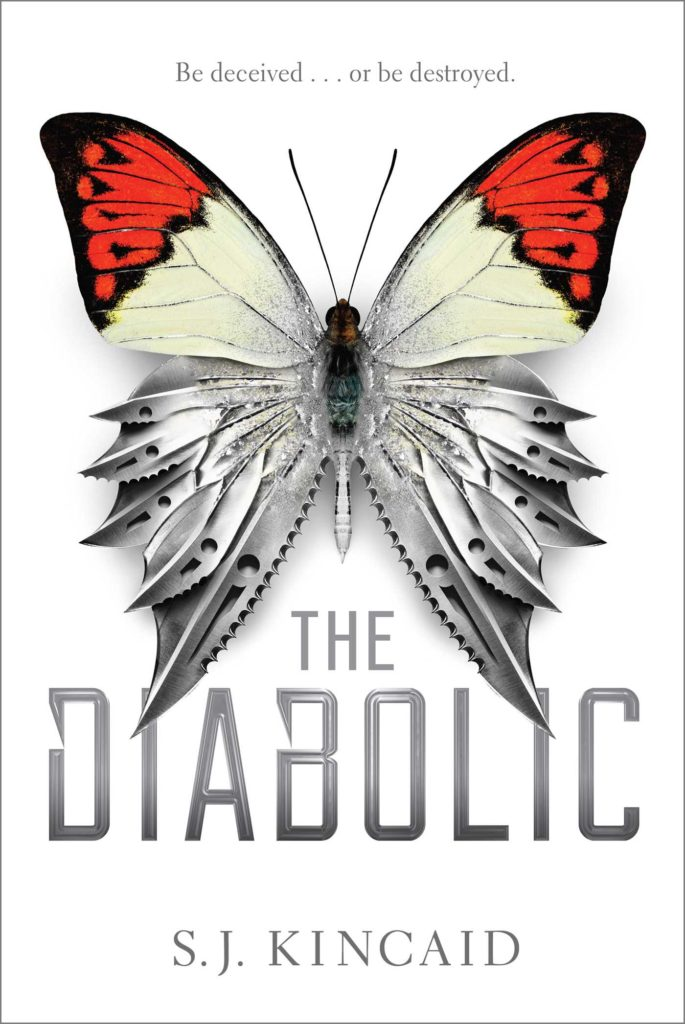 The Diabolic cover