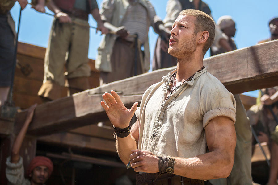 Tom Hopper, Black Sails
