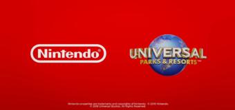 Universal Studios Brings Nintendo Theme Stateside