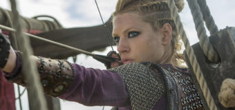 Katheryn Winnick Wakes Up, Kicks Ass, Repeats as Lagertha on Vikings