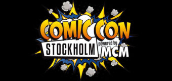 Comic Con Stockholm Highlights
