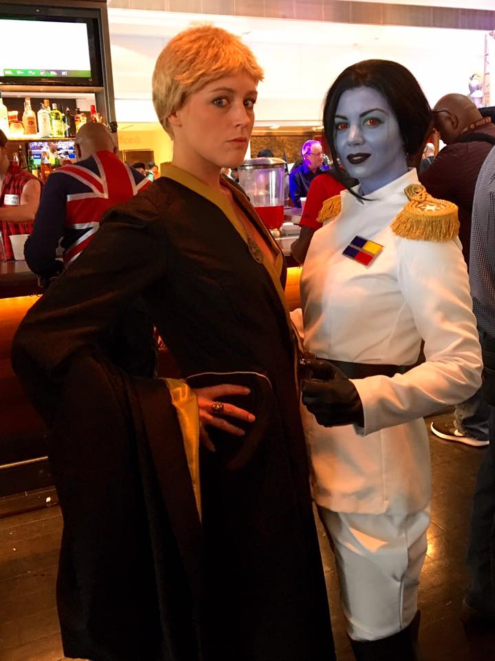 Convention Round Up 2016 Thrawn Cersei Lannister Cosplay Dragon Con