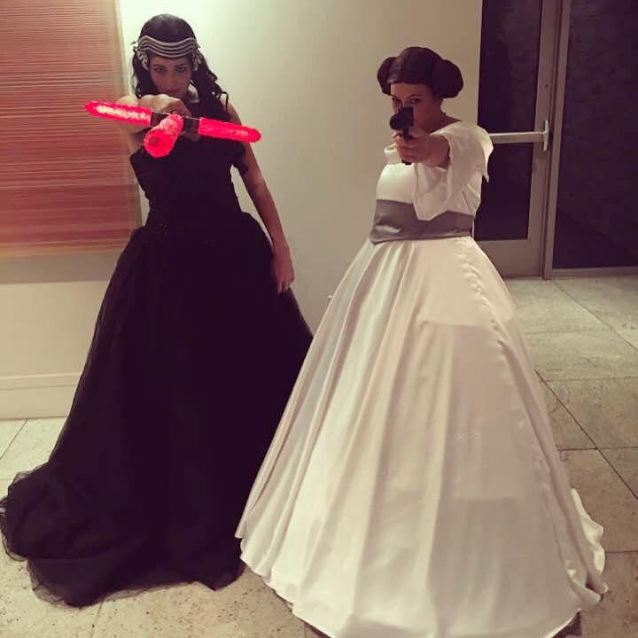 Convention Round Up 2016 Disney Princess Kylo Ren Cosplay