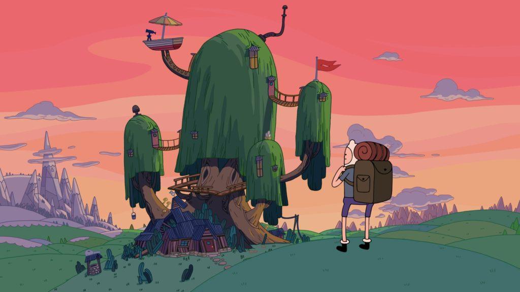 steven universe returns adventure time