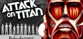 Attack on Titan Manga App Launches from Kodansha Comics