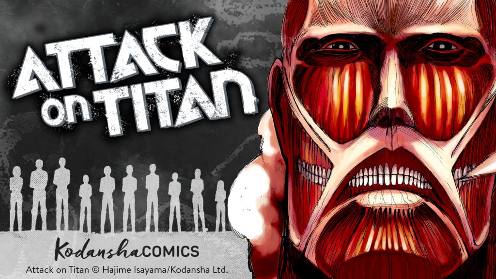 Attack on Titan app