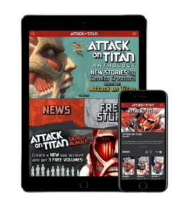Attack on Titan app