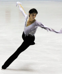 Johnny Weir 2009 GPF