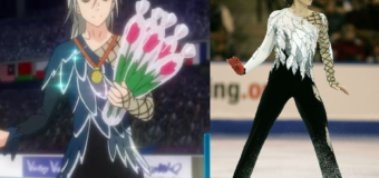 Johnny Weir Is Going to Watch Yuri on Ice, Everyone Is Excited