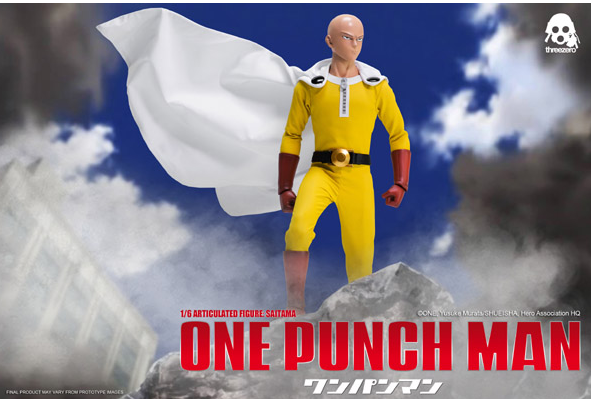 one-punch man resident evil vendetta