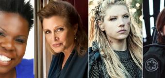 The Geekiary's Favorite Women in Geek Culture 2016
