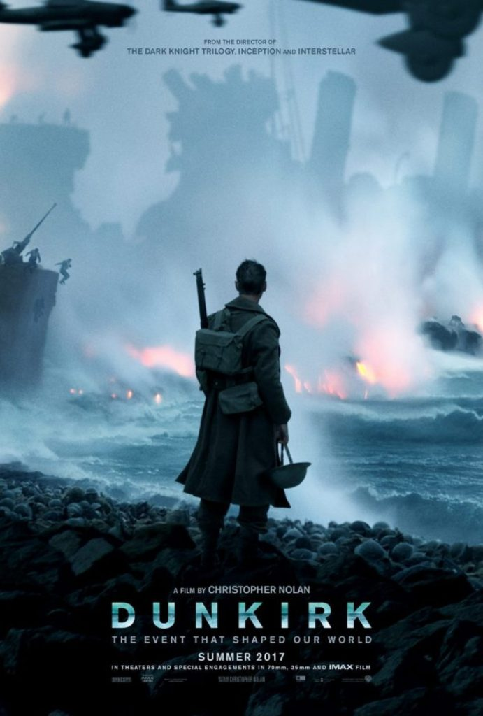 Dunkirk Poster, Dunkirk Trailer