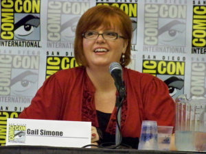 women in geek culture gail simone