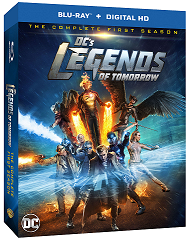 DC's Legends of Tomorrow DC Comics