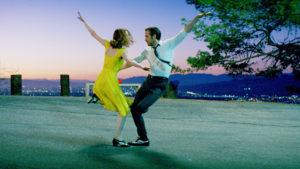 La La Land, dancing