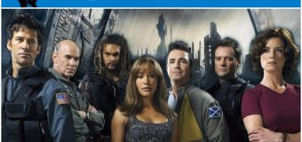 "Stargate Fans, Enter to Win ""Stargate: Atlantis"" Swag Courtesy of COMET!"