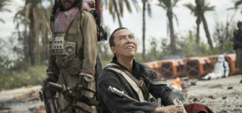 """Rogue One: A Star Wars Story"" Has Romance But It Isn't What Most People Might Have Expected"