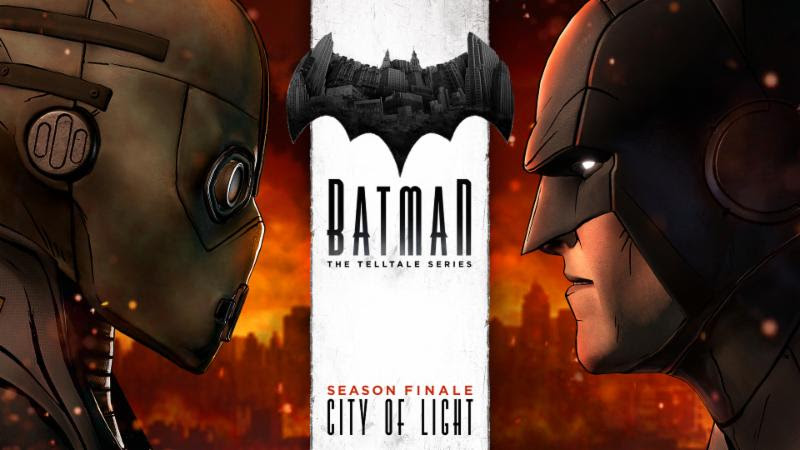 Batman The Telltale Series Episode 5 City of Light