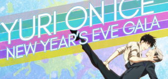 Yuri On Ice New Year's Eve Gala