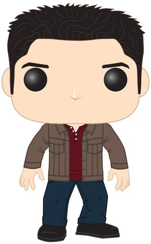 Teen Wolf Scott McCall Funko Pop 2017