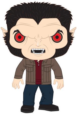 Teen Wolf Scott McCall Werewolf Funko Pop