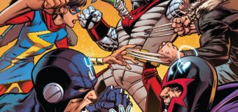 """All-New X-Men"" Issue 17 – Iceman Makes a Decision Due To Love During IvX"