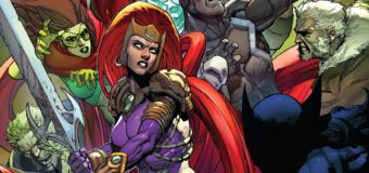 IvX Issue 2: Storm Leads Her X-Men To Attack Medusa and the Inhumans