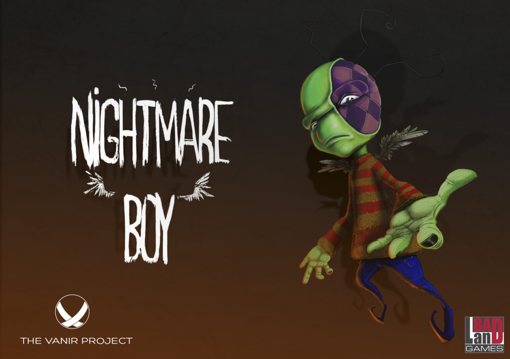 Nightmare Boy BadLand Games The Vanir Project